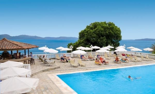Primasol Louis Ionian Sun – Pool Bar