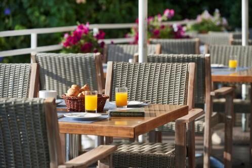 Primasol Louis Ionian Sun - Outdoor Restaurant